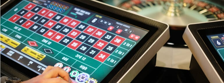 electronic roulette UK