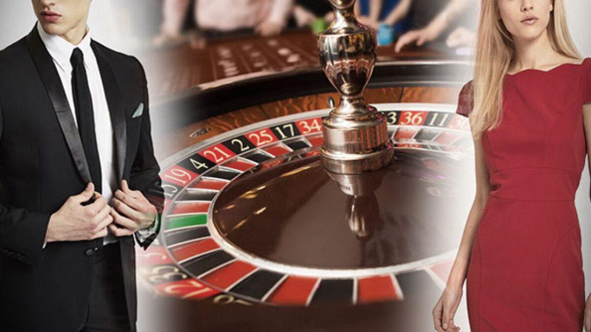 dress codes casino