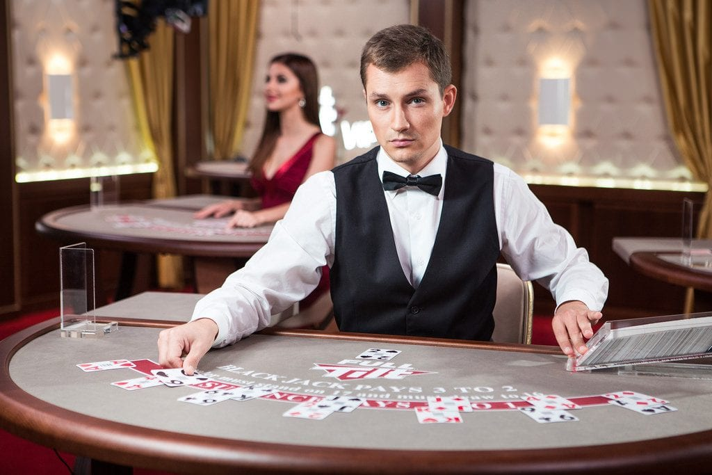 Live Casino Dealer UK