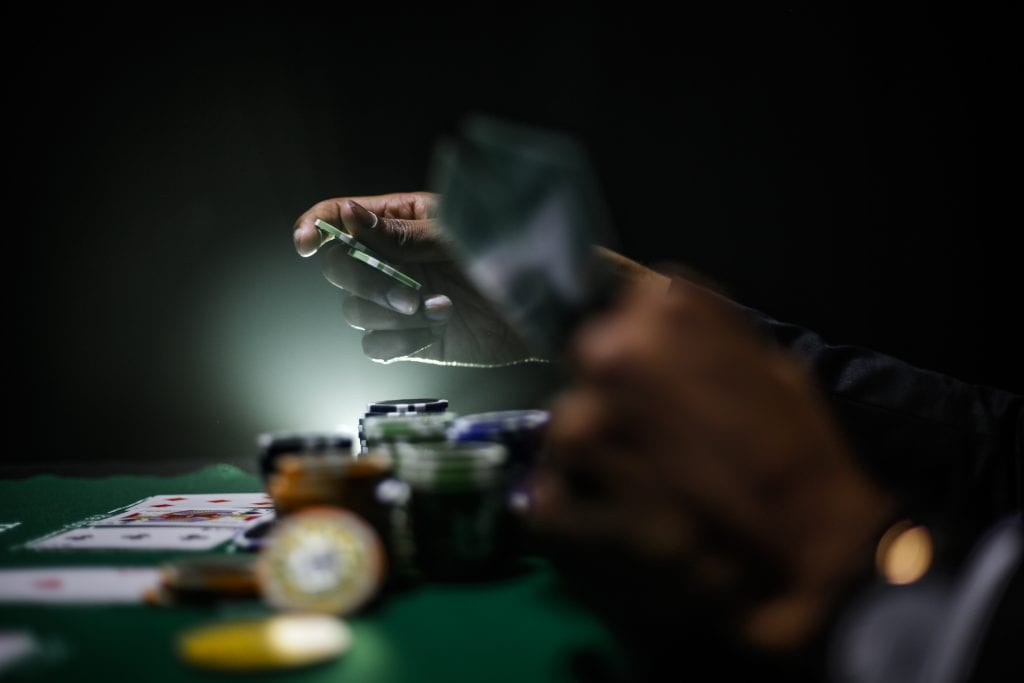 Live Texas Hold'em UK