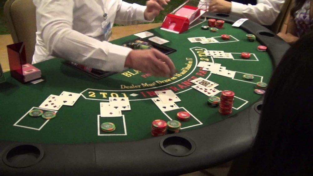Live blackjack How to Play