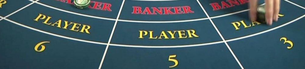 Live Baccarat Table UK