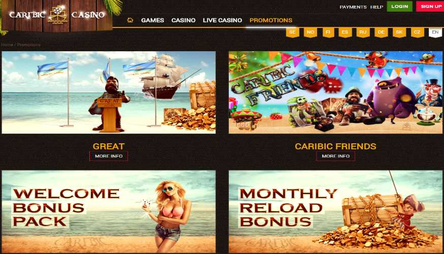 Caribic Live Casino Dealer
