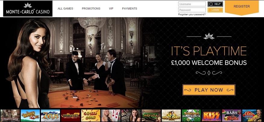 Monte Carlo Live Casino Dealer