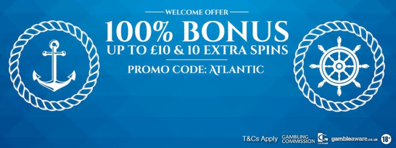 Atlantic spins live casino