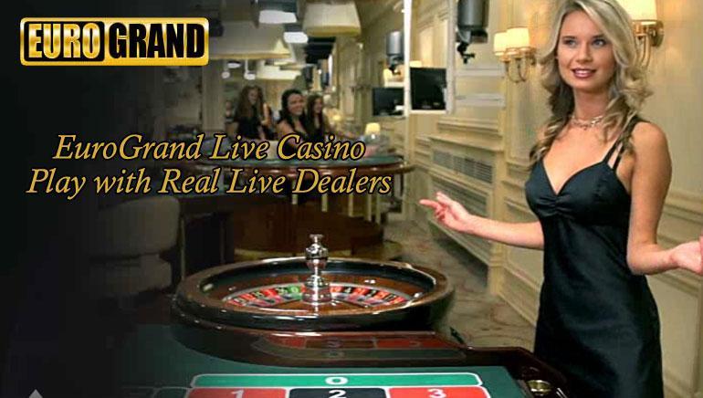 Euro Grand live dealer uk
