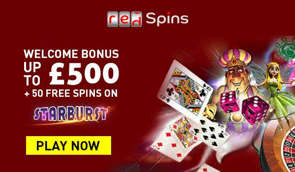 Red Spins Live Casino