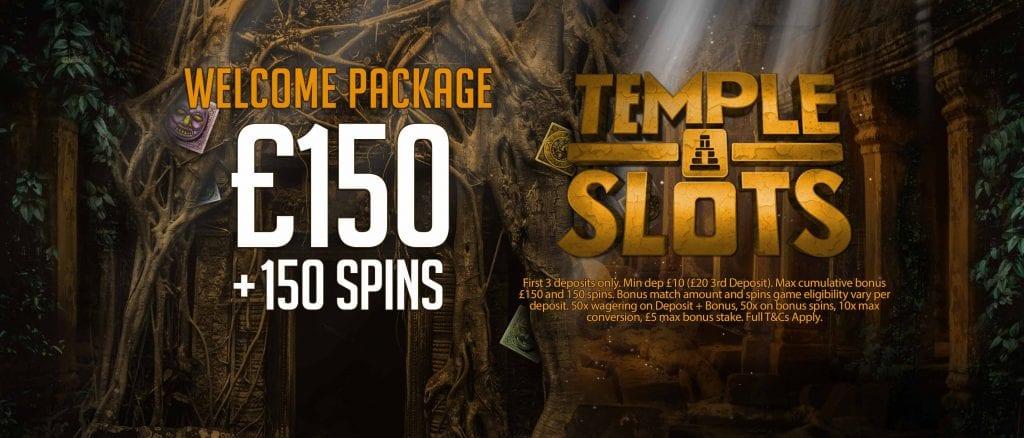 Temple Slots Live Casino Dealer