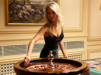 Mansion Casino Live Roulette