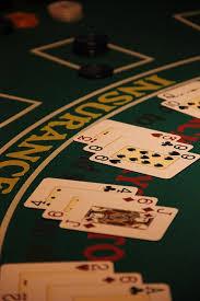 Blackjack-21-kort